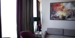 Окна в пол Отель на красной пресне Апартаменты делюкс