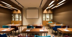 Конференц зал в гостинице на Красной Пресне возле Экспоцентра