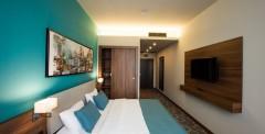 номер с двухместной кроватью гостиница в Москве