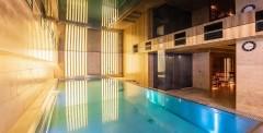 спа отели с бассейном в центре Москвы
