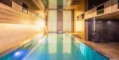 спа отели с бассейном в Москве фото